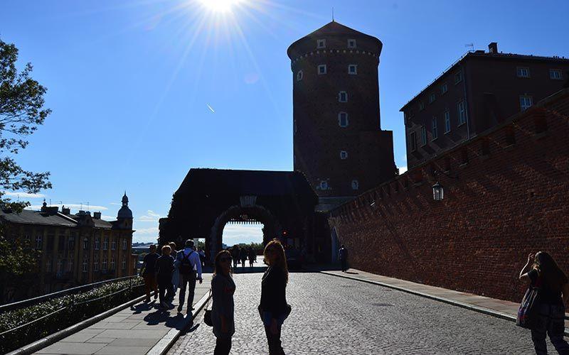 Castillo de Wawel Cracovia