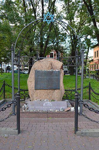Monumento al martirio Cracovia