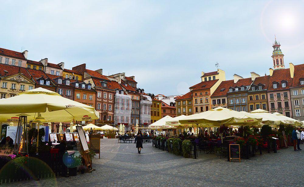 Que ver y hacer en Varsovia en un día