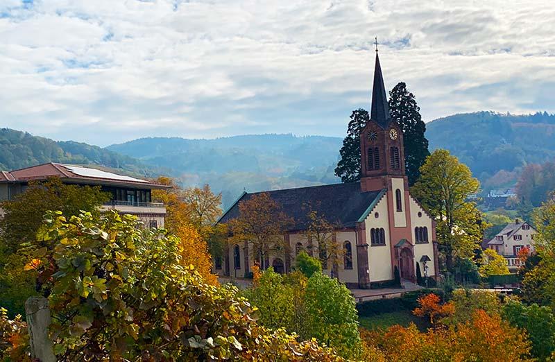 Sasbachwalden Selva Negra