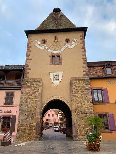 viaje a alsacia Turckheim