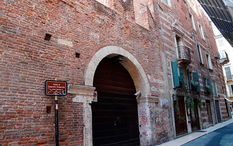 Casa de Romeo Verona