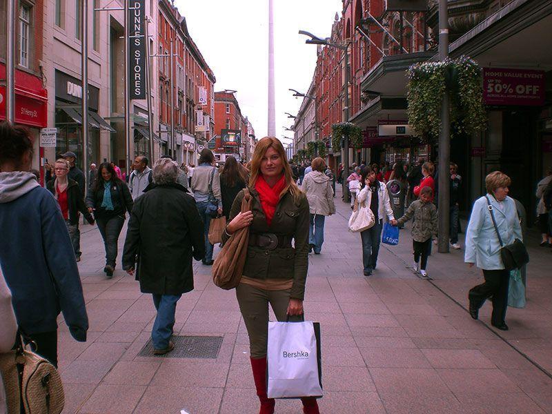 Shopping por Dublin