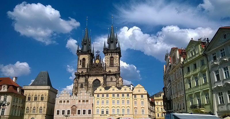 Iglesia de Nuestra Señora de Tyn Praga