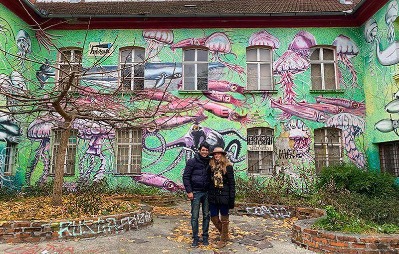 Metelkova Mesto Liubliana