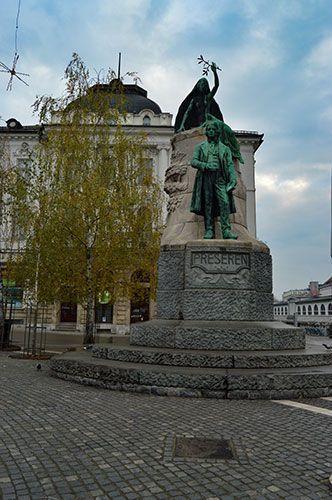 que ver en Liubliana
