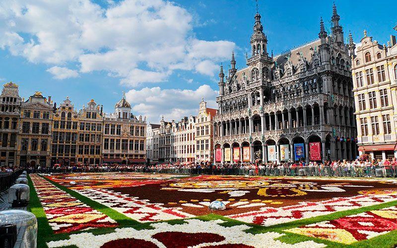8 lugares imprescindibles que visitar en Bruselas en un día