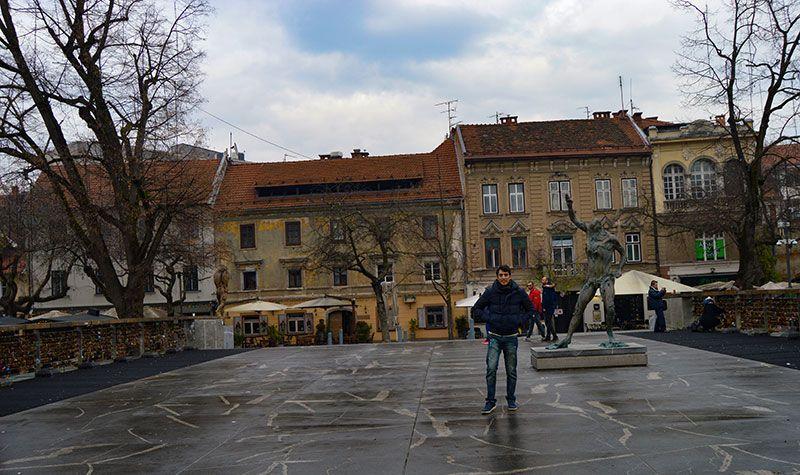 Puente de los candados Liubliana