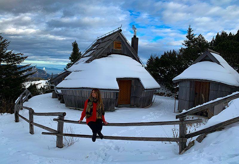 Velika Planina viajar a eslovenia
