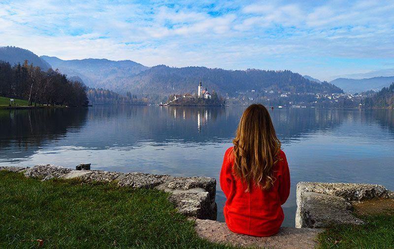 Vistas al Lago Bled