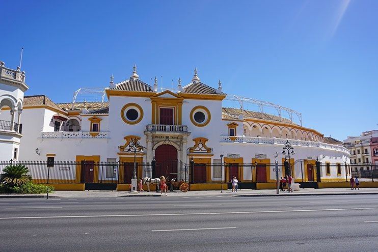 Plaza de la Maestranza