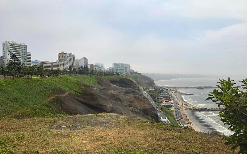 Miraflores Lima que visitar en Perú