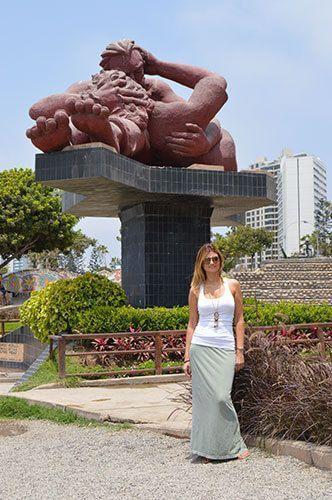 Parque del amor Miaraflores