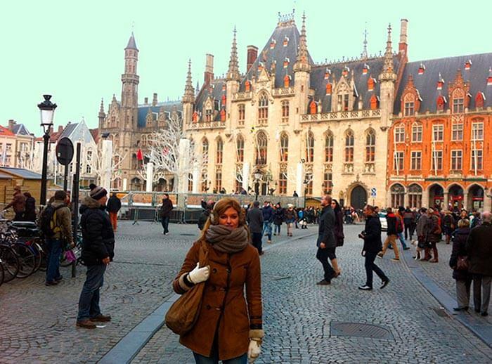 Que ver en Brujas Bélgica