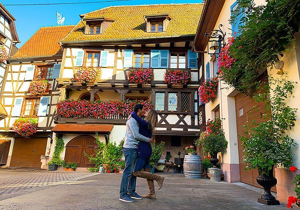 Ciudades más romanticas de Europa