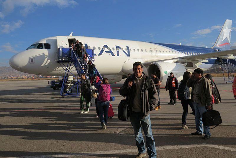 Como llegar a Cuzco