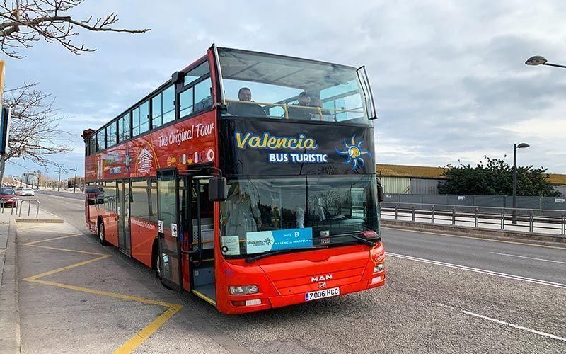 Bus turístico valencia