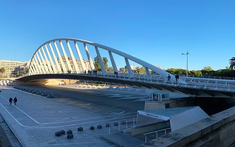 Puente de Calatrava Valencia
