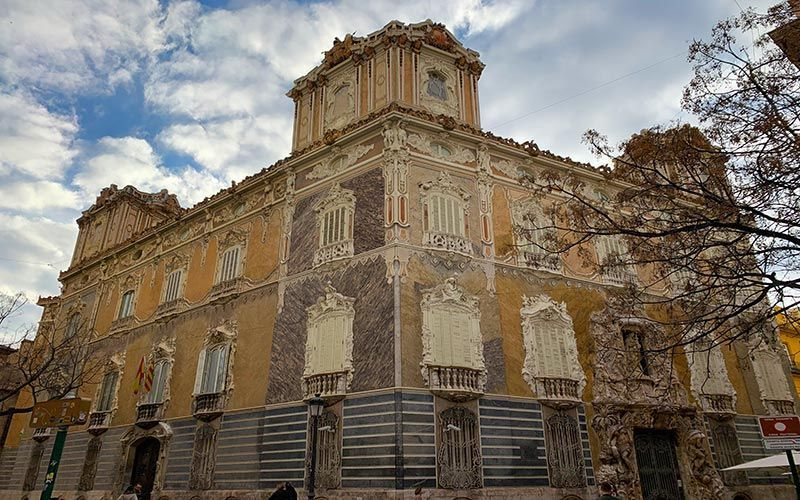 Palacio marqués de dos Aguas valencia