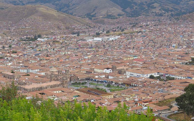 Vistas de Cuzco