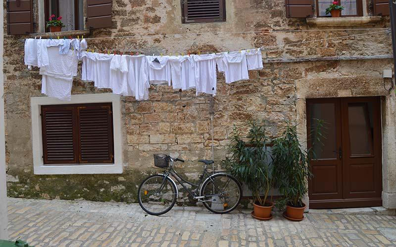 pueblos de Istria