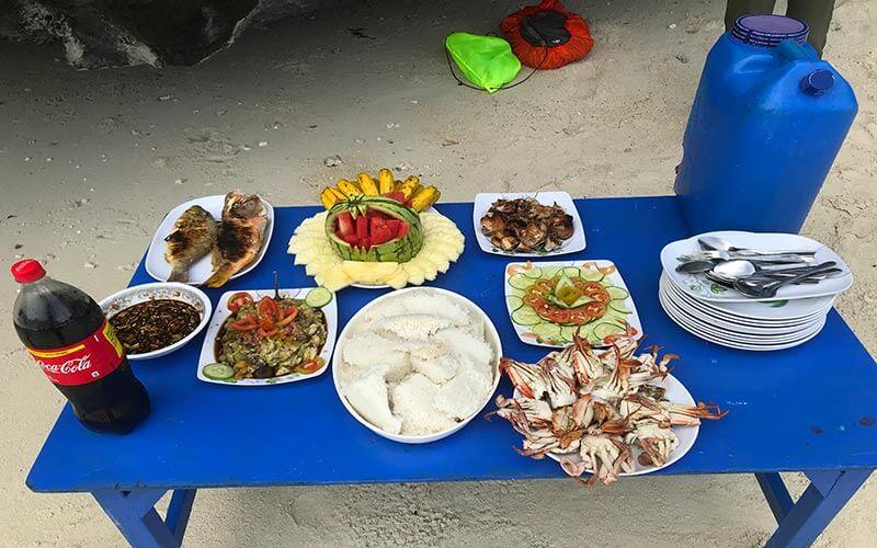 Comida en Filipinas