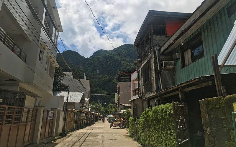 Palawan town