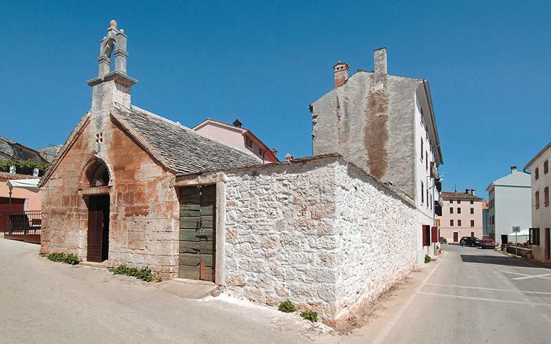 iglesia espiritu santo Croacia
