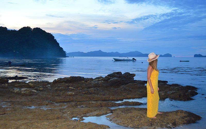 Playa de Las Cabañas Filipinas