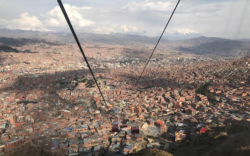 5 lugares imprescindibles que ver en La Paz en un día