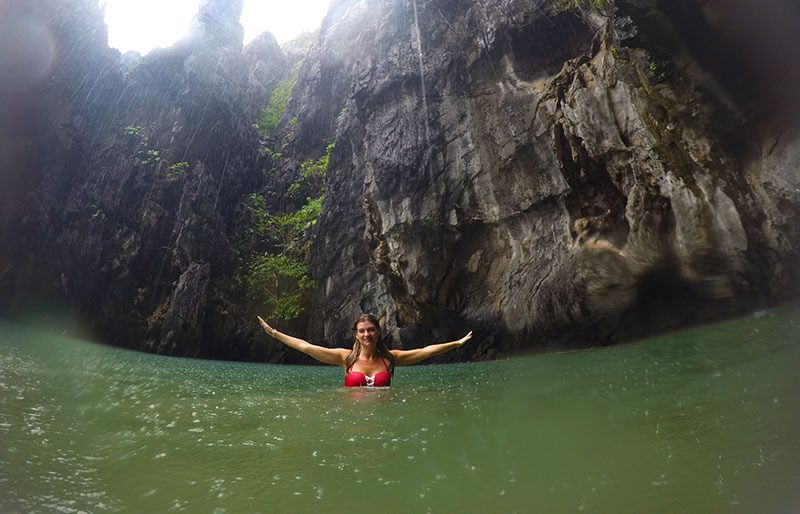 Secret Lagoon Filipinas