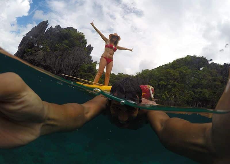 Small Lagoon Filipinas