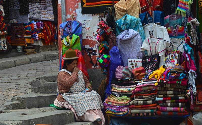mercado de las brujas la paz