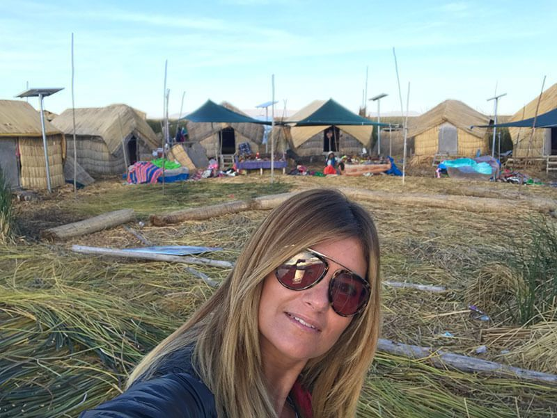 islas lago titicaca