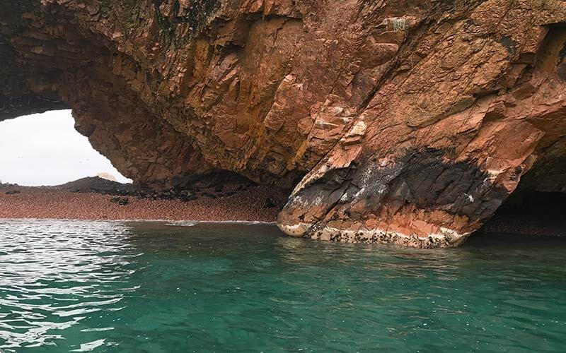 Paracas e islas ballestas