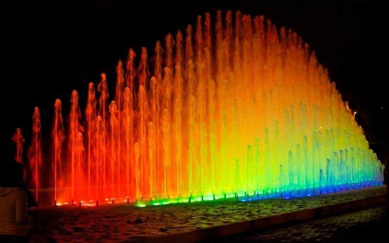 Parque de las aguas Lima