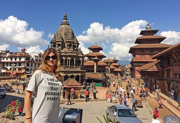 Bakthapur Katmandú