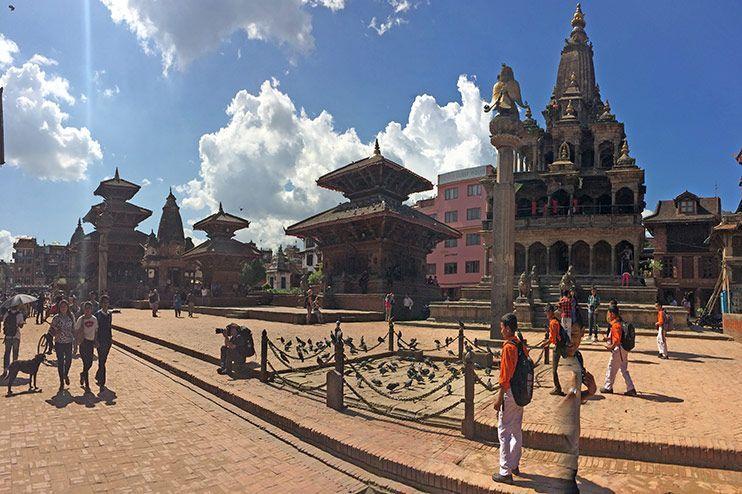 Patan Katmandú