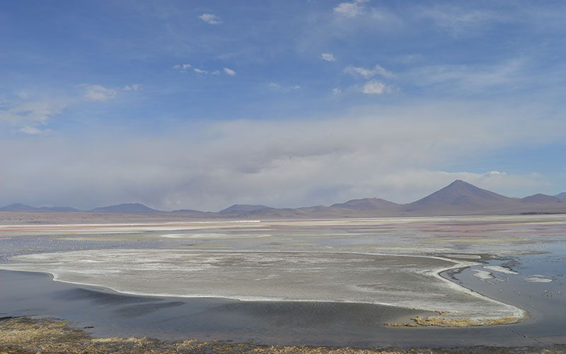 Laguna rosa