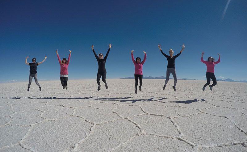 Tour de 3 días por el Salar de Uyuni y las lagunas de colores