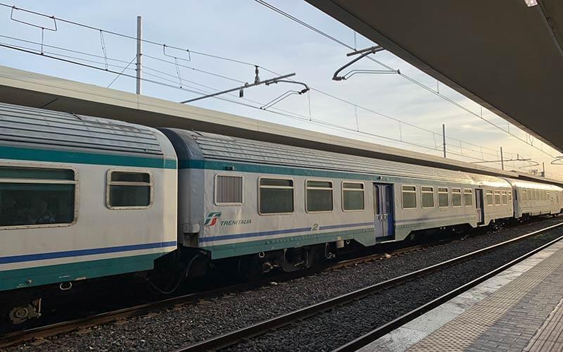 Tren Cinque Terre