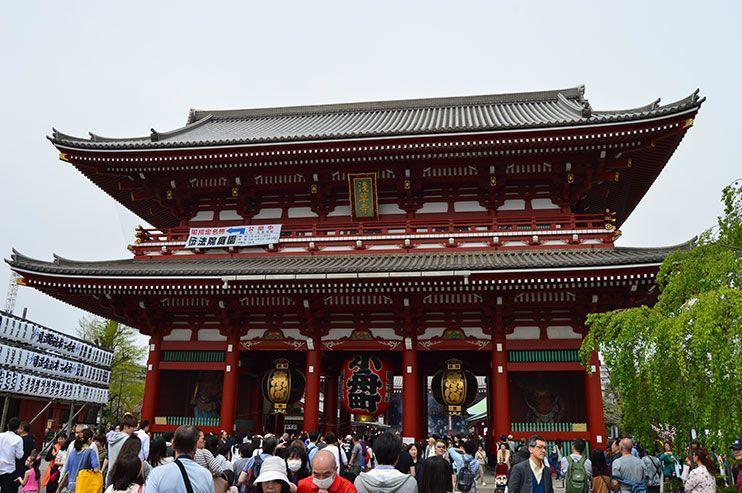 Tokio X: 8 lugares que ver en Asakusa, el barrio histórico de Tokio