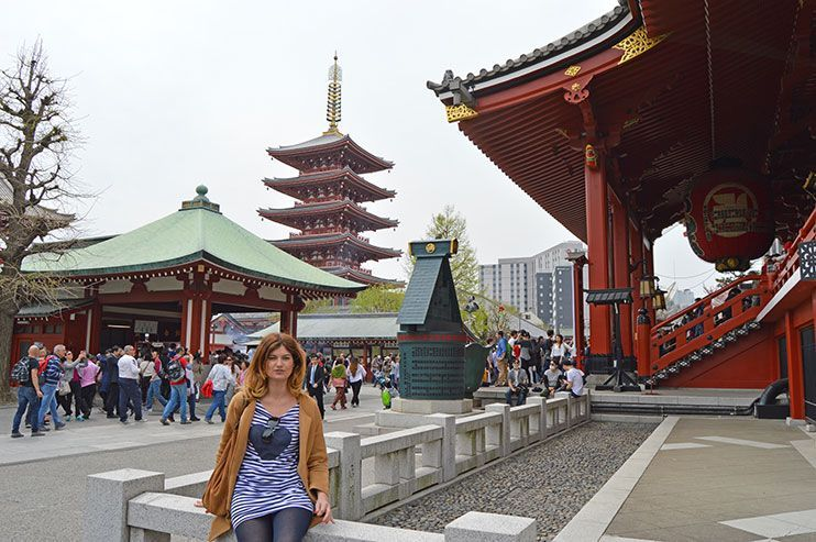 Templo Sensoji Tokio