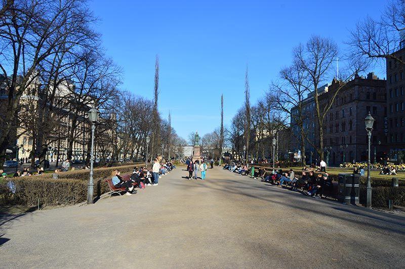Avenida Esplendi Helsinki