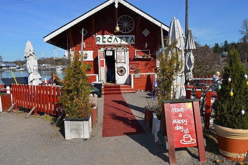 Cafe Regatta Helsinki