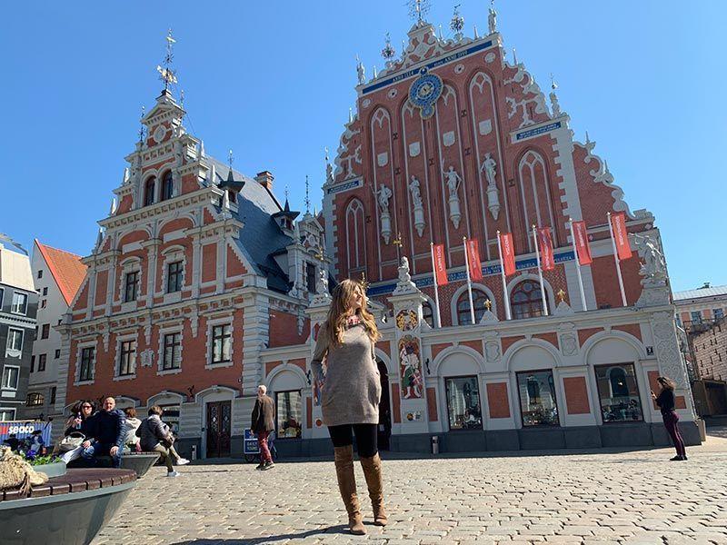 Casa de los Cabezas Negras Riga