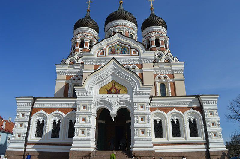 Catedral Alexander Nevski Tallin