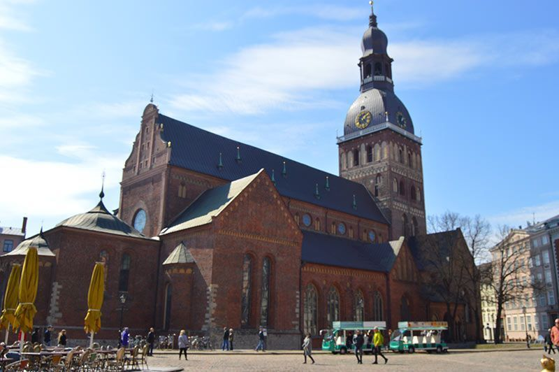 Catedral Santiago de Riga