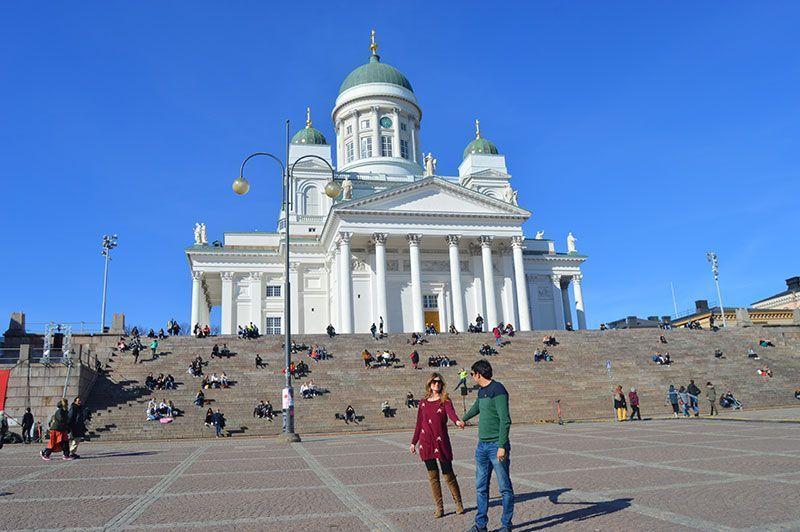 Catedral Tuomio Helsinki