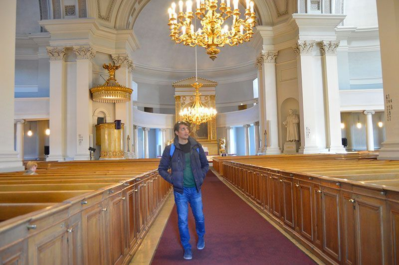 Catedral Tuomio que ver en Helsinki
